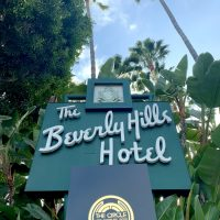 Hotel: The Beverly Hills Hotel