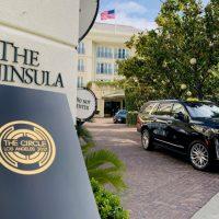 Hotel: The Peninsula - Beverly Hills